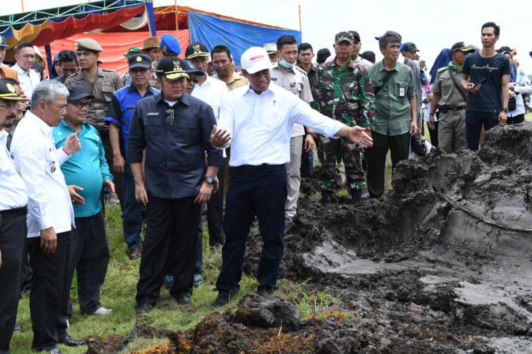 Gubernur Sumsel Puji Kinerja Amran Kelola Sektor Pertanian