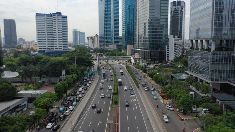 Viral Video Kendaraan Roda Dua Masuk Tol Dalam Kota, Ini Kata Jasa Marga