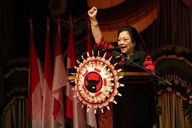 Megawati Tantang Perguruan Tinggi Kembangkan Produksi Makanan Lokal
