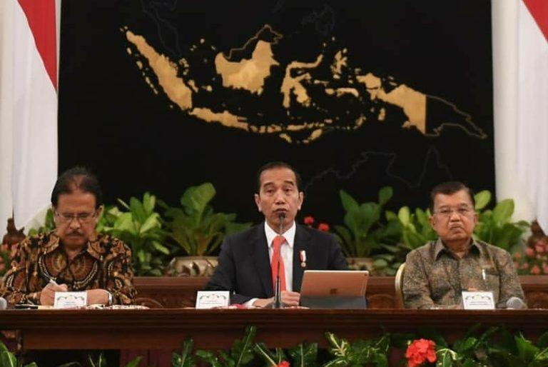 Sah! Jokowi Umumkan Lokasi Ibu Kota Baru