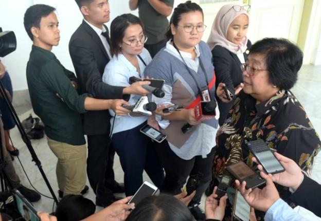 Pindah Ibu Kota, Menteri LHK Pastikan Satwa di Bukit Soeharto Terlindungi