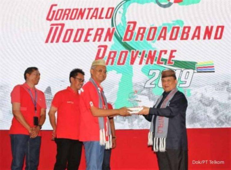 Gorontalo jadi Provinsi Pertama Modernisasi Jaringan ke Fiber Optik di Indonesia Timur
