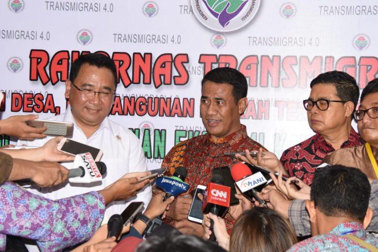 Kementan Siap Sukseskan Program Transmigrasi Kemendes PDTT
