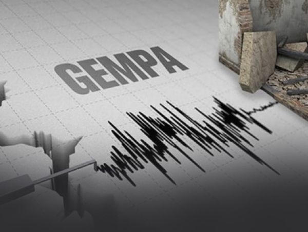 Gempa 6.2 Magnitudo Guncang Blitar