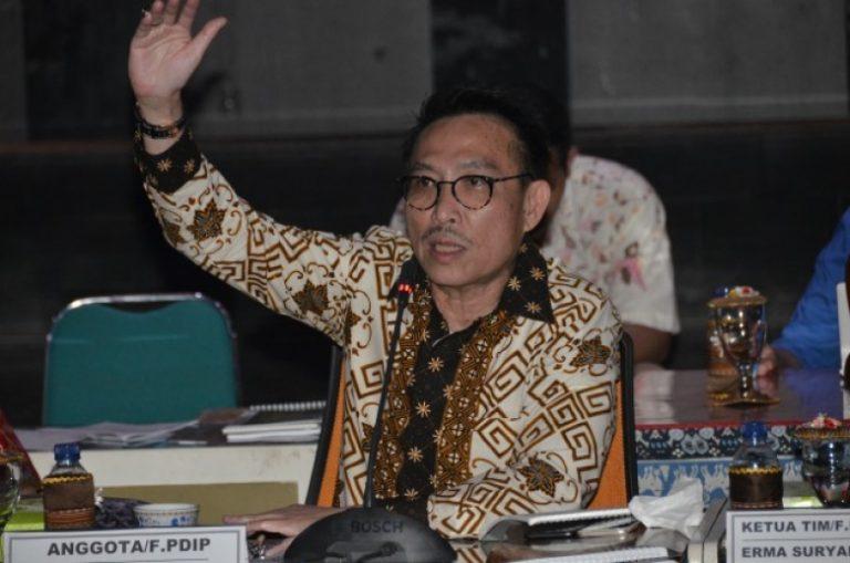 Komisi III DPR Jamin Proses FNP Capim KPK Berlangsung Profesional dan Terbuka