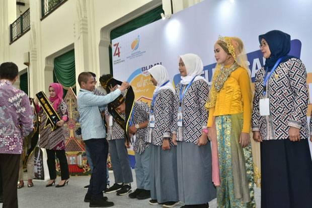 Sinergi BUMN, Lepas 30 Siswa Mengenal Nusantara
