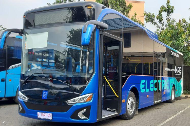 Menhub: Bus Listrik Akan Beroperasi Minggu Depan