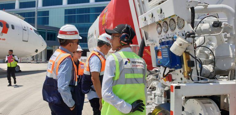 Pertamina Intens Pasok Avtur untuk Dukung Operasional Bandara  Internasional Kertajati