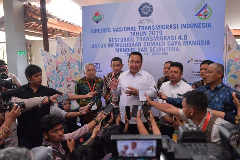 Pemerintah Dorong Reformulasi Program Transmigrasi melalui Model Bisnis Kolaborasi