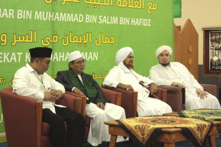 Habib Umar Bin Hafidz: Diskriminasi Non Muslim di Negara Mayoritas Muslim Tidak Dibenarkan