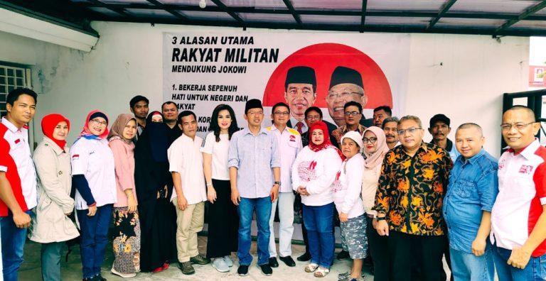 Khawatir Digagalkan, Relawan Banten Siap Kawal Pelantikan Jokowi-Maruf Amin