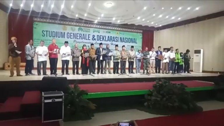 Jimly Asshiddiqie: Dari Kampus La Tansa Kita Gelorakan Green Constitution