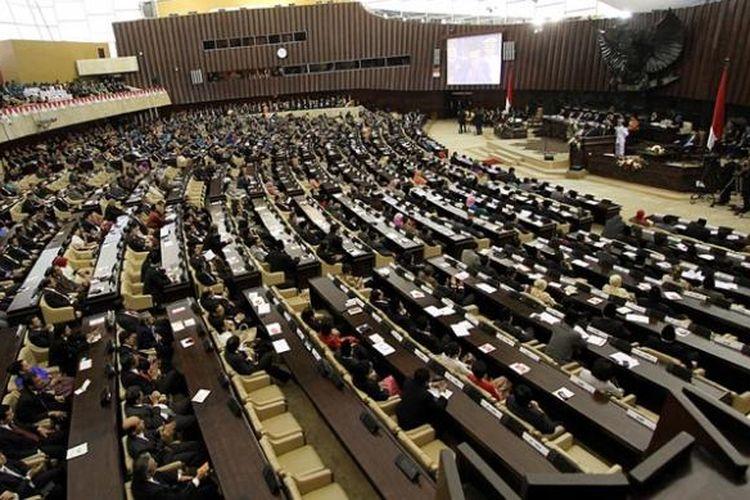 Fraksi Gerindra Yakin Presiden Jokowi Setujui Revisi UU KPK