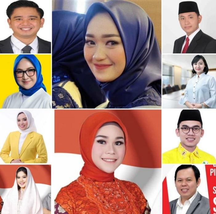 Ini 10 Calon Senator Muda yang Lolos ke Senayan
