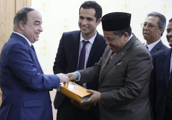 Indonesia-Tajikistan, Fahri Hamzah: Kita Harus Belajar dari Bung Karno