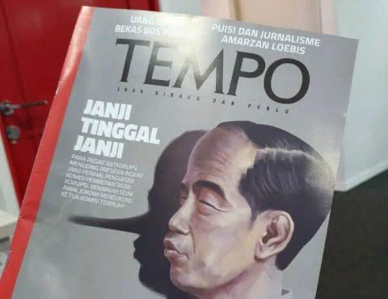 Organisasi Relawan Jokowi Serukan Aksi Boikot Majalah Tempo