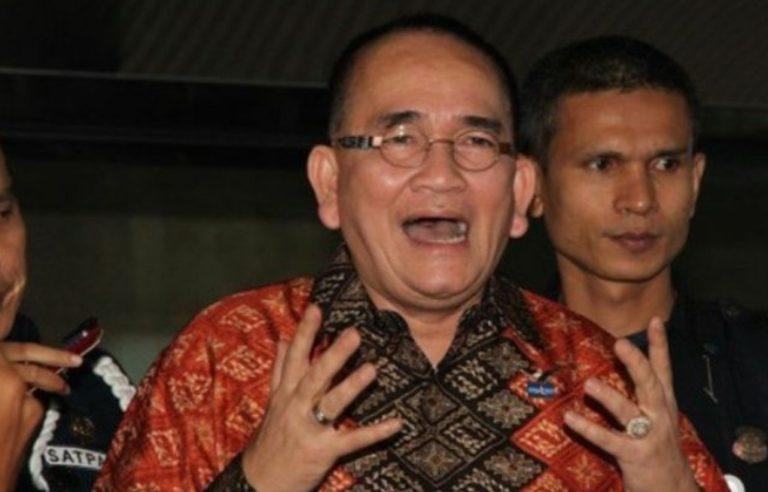 Gus Nur Ditahan, Ruhut Sitompul: Jangan Ada yang Beri Dukungan!