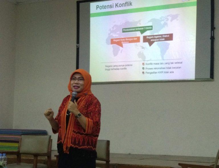Aktivis 'Aisyiyah: Politisasi Agama Rentan Memicu Konflik