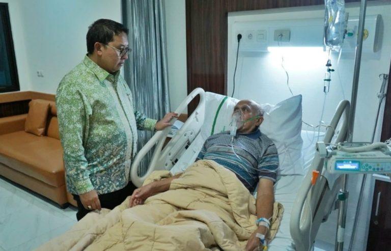 Terbaring Lemah di RS, Fadli Zon Berharap Pengadilan Ampuni Kivlan Zen