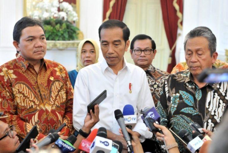 Belajar dari Imam Nahrawi, Jokowi Minta Menterinya Hati-hati Pakai APBN