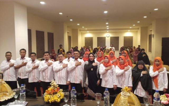PGRI Kota Makassar Gelar Training of Trainers Pendidikan Karakter