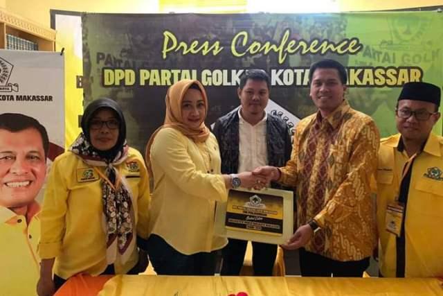 DPD Golkar Buka Penjaringan Calon Wali Kota Makassar 2020