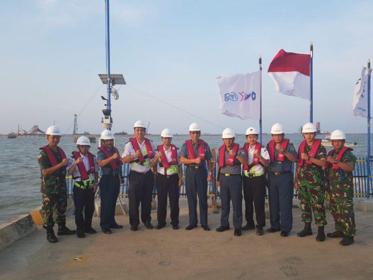 Petakan Deep Sea Port Patimban, Pushidrosal TNI AL Survei Hidro-Oseanografi