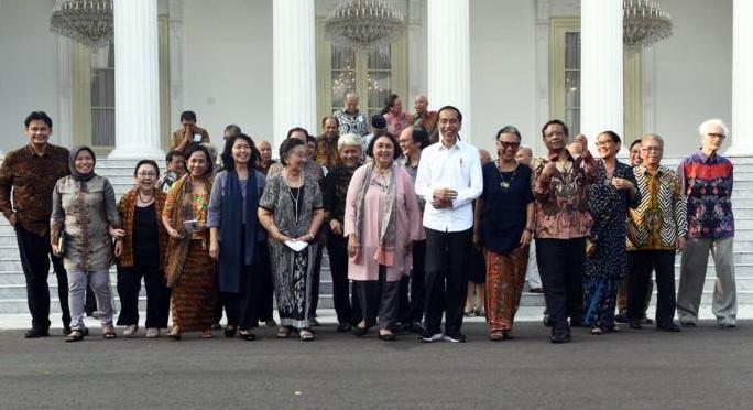 Pernyataan Jokowi soal Perppu KPK, Temui Mahasiswa dan Dugaan Kekerasan Aparat
