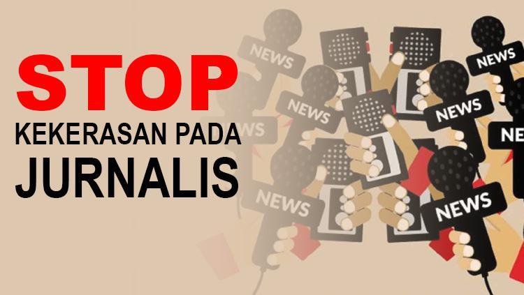 LBH Pers Akan Proses Hukum Polisi yang Pukuli Jurnalis
