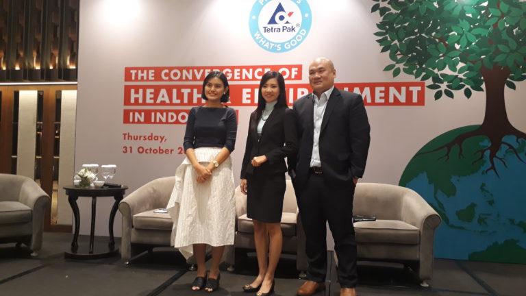 Tetra Pak Paparkan Hubungan antara Kesehatan Konsumen dengan Lingkungan