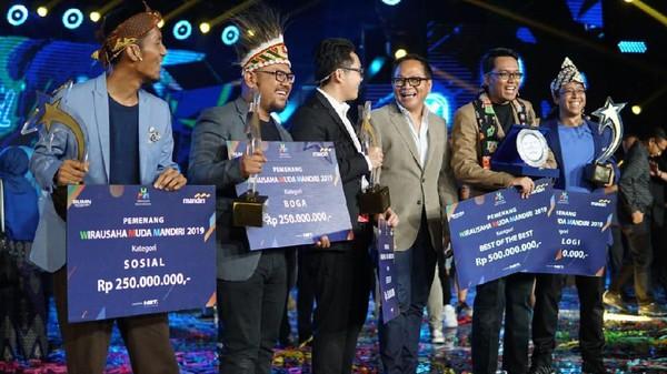 WMM 2019 Lahirkan 7 Wirausaha Muda Terbaik