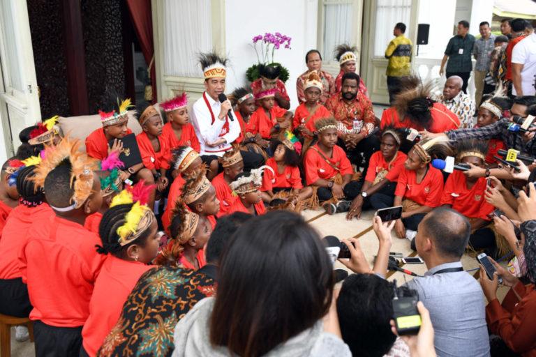 Ada Perwakilan Papua, Susunan Kabinet Kerja Jilid II Masih Belum Fix