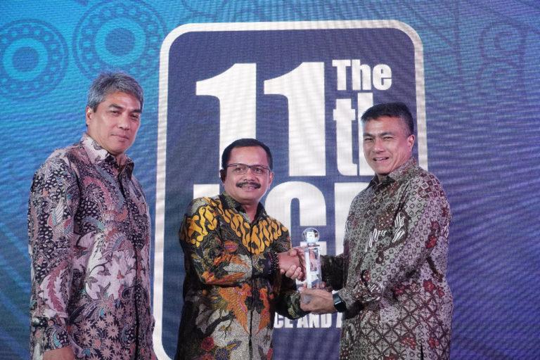 Jasa Marga Raih Penghargaan <i>Top 50 Emiten Big Cap</i> di IICD Award