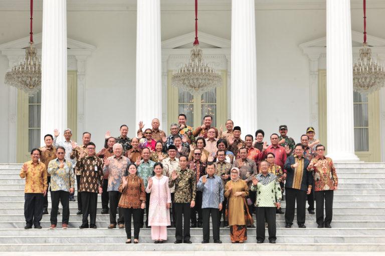 Periode 2014-2019 Berakhir, Jokowi Pamer Keberhasilan Pembangunan Infrastruktur