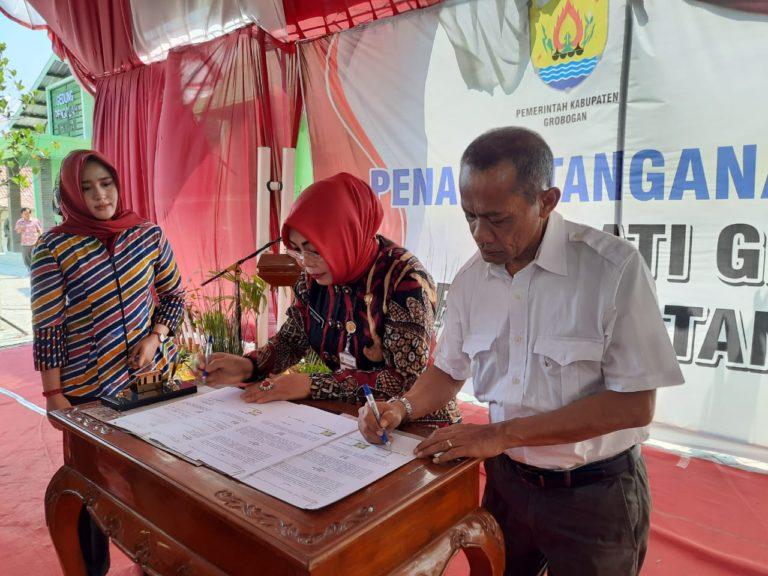 BKP Kementan-Teknopark Grobogan Akselerasi Pengembangan Industri Pangan Lokal