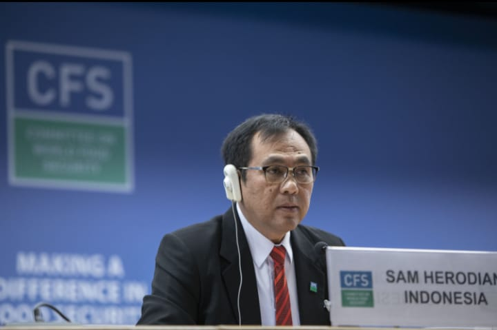 Indonesia Perkuat Komitmen Dekade PBB Pertanian Keluarga 2019-2028