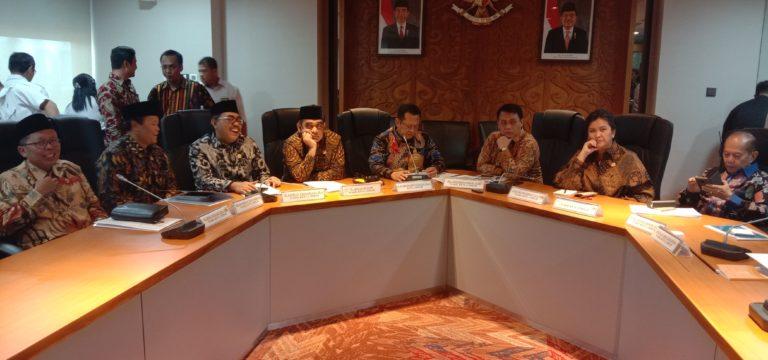 Hasil Rapat, Ini Formatur Tugas Pimpinan MPR 2019-2024
