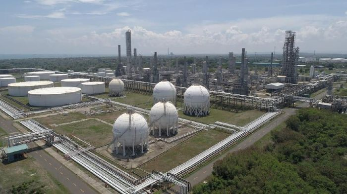 Joint Venture Pertamina-Rosneft Teken Kontrak Desain Kilang Tuban