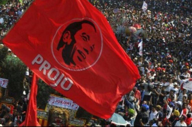Pamit Bubarkan Diri, Projo Kecewa Berat dengan Jokowi?