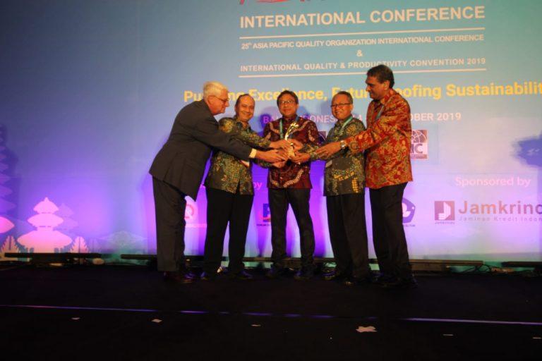 Perum Jamkrindo Raih Penghargaan <i>Best In Class</i> di Ajang GPEA 2019
