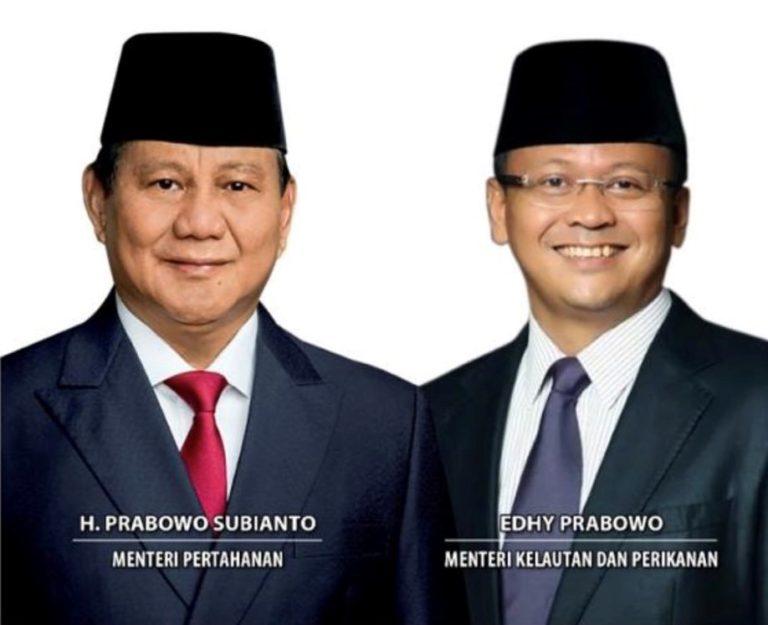 Prabowo Resmi Jadi Menteri Jokowi