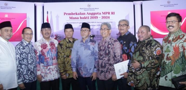 HNW: MPR Lembaga Negara dengan Kewenangan Tertinggi