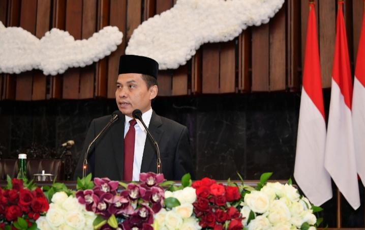 Ma'ruf Cahyono: Sekretariat Jenderal MPR Siap Berikan Pelayanan Optimalnya