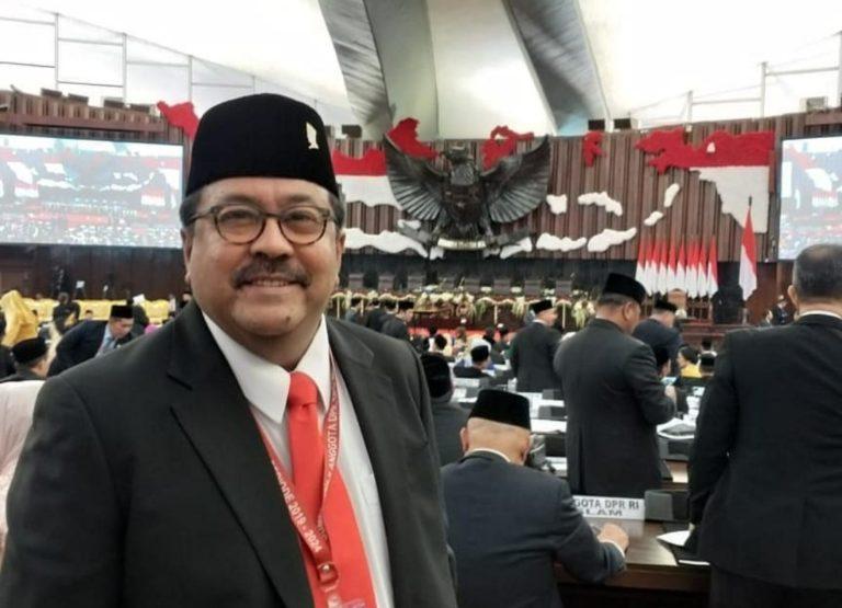 Tekad Rano Karno Siap Kerja Keras Kembalikan Kepercayaan Publik ke DPR