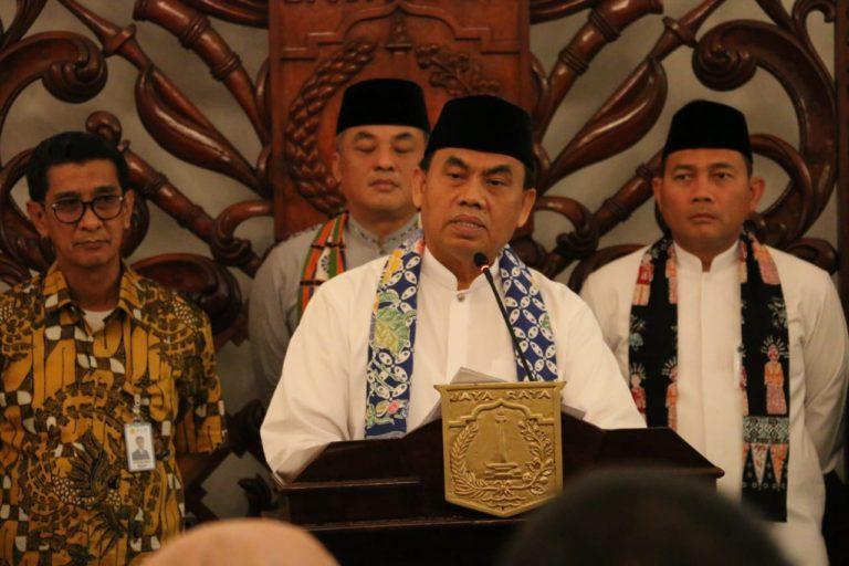 Ini Kenangan Jokowi tentang Saefullah Semasa Jabat Gubernur DKI