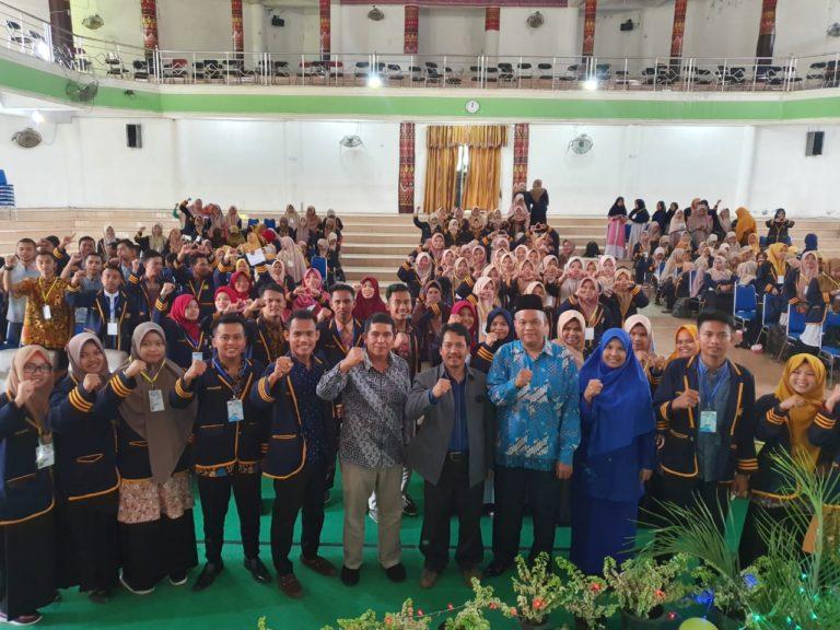Mahasiswa Bidikmisi IAIN Padangsidimpuan Pertajam Intelektualitas lewat Karya Tulis Ilmiah