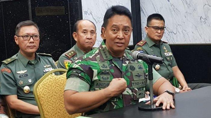 Bertemu Sandiaga Uno, Kasad Akui Ada Perlengkapan TNI AD yang Masih Impor