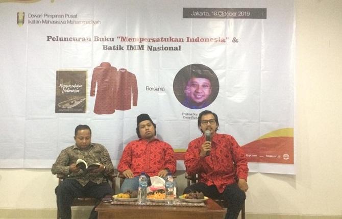 DPP IMM Luncurkan Batik Nasional dan Buku 'Mempersatukan Indonesia'