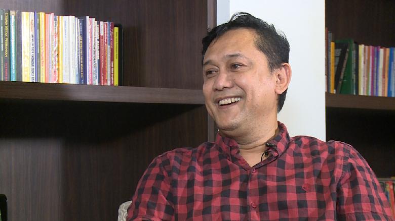 Denny Siregar Sumringah Eks Aktivis 98 Turun Gunung Lagi