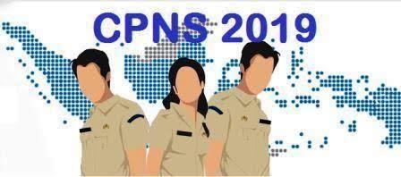 Ada 197.117 Formasi, Ini Jadwal  dan Alur Pendaftaran Penerimaan CPNS 2019